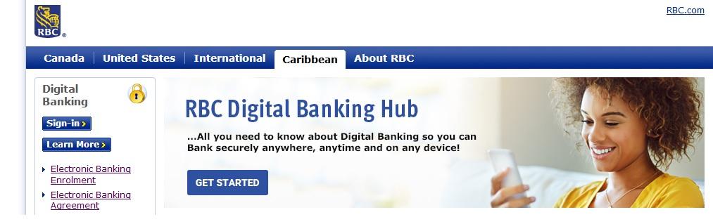rbcroyalbank com Digital Banking Barbados : Royal Bank – www