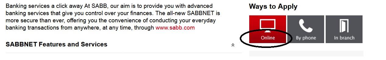 sabb com SABBNET Online Banking Saudi Arabia : British Bank