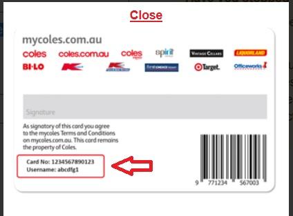 mycoles com au Payslip For Employees Australia : Coles