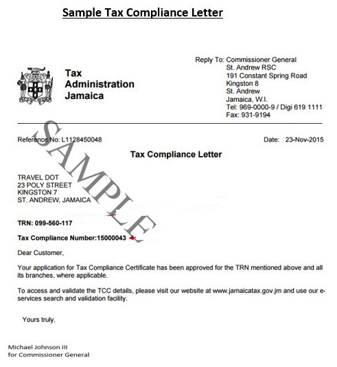 How to write an application letter in jamaica